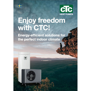 Enjoy freedom with CTC